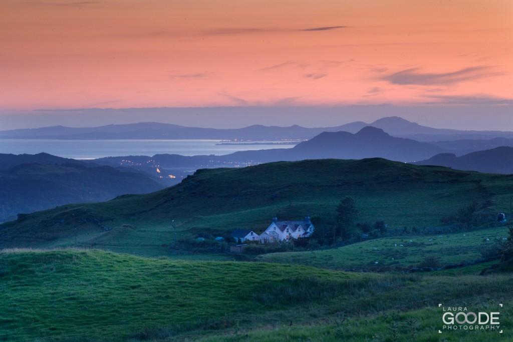 Lleyn Peninsula sunset